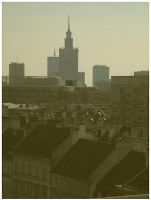 Warsaw in my eyes II by erlebnis