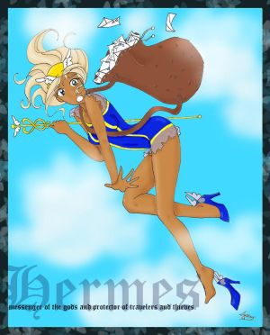 Hermes: Messenger of the Gods