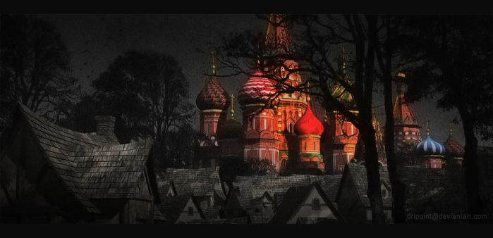 St. Basils by DriPoint