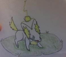Unnamed Electric Dog by Echorus