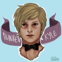 Franken Kyle - American Horror Story by Theronnx