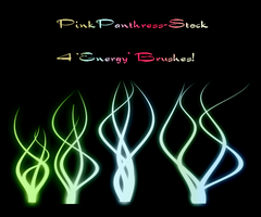 4 Energy Brushes by PinkPanthress-Stock