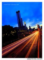 Into the night HDR 5 by AzankinoKING