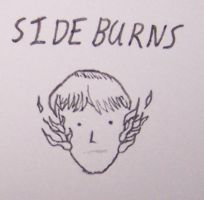 Sideburns by Jburns272