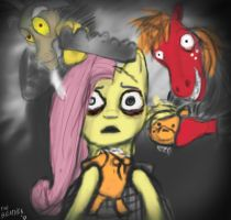 Hopeless Love Song-Fluttershy by TheBeatnikPsyD