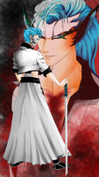 Grimmjow by Mis--Kitty