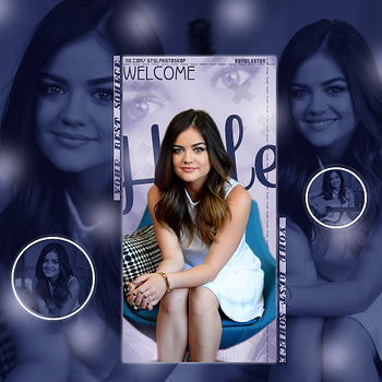 Lucy Hale by bymolester