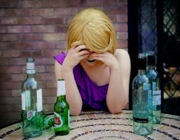 Roxy - Problems of an alcoholic (Edit) by TheBrokenxDream