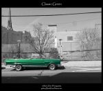 Classic Green by blackdoorphotos