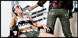 Fight Club - clean gun by hartigans