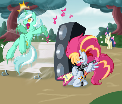 show them you rock by Lordstevie