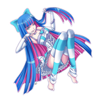PSWGB - Stocking by angelnablackrobe