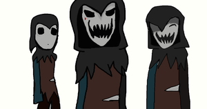 Assistant Expressions by Anonymous--Art