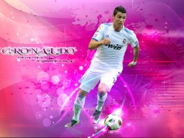 Cristiano Ronaldo Wallpaper-2 by fatihdmrg