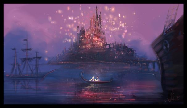 Tangled With You by nataliebeth