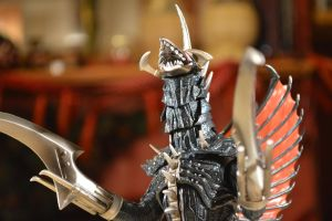 S.H Monsterarts Gigan (8/?) by GIGAN05