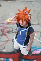 Neku- Don't Talk to Me by twinfools