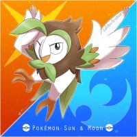 035 Dartrix - Sun and Moon Project