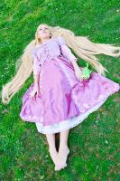 Tangled - Rapunzel 1 by Scarys