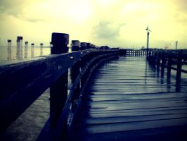 Ancol Bridge by zenzarkasih