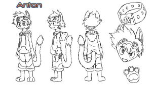 Anton Ref Commission by Bitcoon