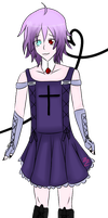 Contest Entry for ImJustThatWay: Caroline Doll by Loveless-Zemmy