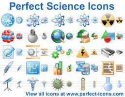 Perfect Science Icons by yourmailkept
