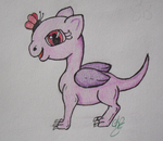 [Gift] Lil Dragon by DreamDrifter91