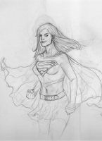 Supergirl by irongiant775