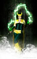 Loki - Goddess of mischief! by TheSupervixens