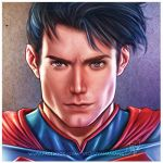 Superman new 52 by DyanaWang