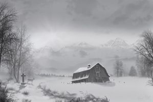 Winter by Vger1981