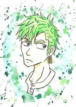 Zoro by prusce