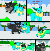 Searching for Evolution 2-8 by Luigirocks84