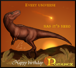 Happy B Day Poharex by BUGHS-22