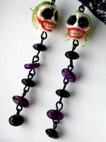 Why So Serious DanseMacabre Skellies (for sale) by ArtLoDesigns