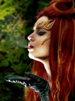 Poison Ivy by photoplasma