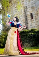 Snow White - Disney Dolls by Neferet-Cosplay