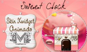 Sweet Clock by Iko-Kawaii
