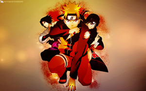 Naruto Wallpaper by DeathB00K