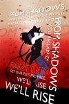 RWBY From Shadows Typography Poster Blake by OutlawRave