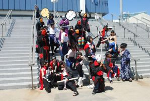 Naruto Gathering: Uchiha ASSEMBLE, part 1 by miss-a-r-t