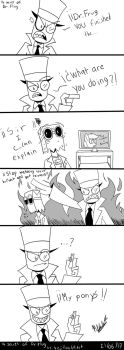 The Secret of Dr.Flug by Viejillox64Art