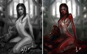 Blood Bath by AlexAlexandrov
