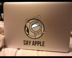 Say Apple by Endangered-CDs