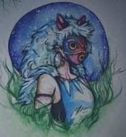 Wolf Girl by Wicketcity