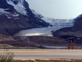 Columbia Ice Fields by Loulou13