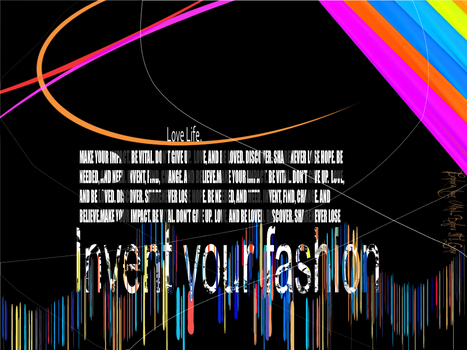 invent your fashion by ihaveanidea