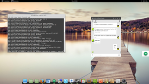 I'm in love with Gnome-Shell by AJXP66