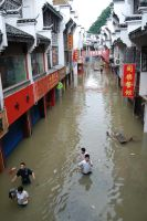 Yangshuo Flooding 2 by Mygrapefruit